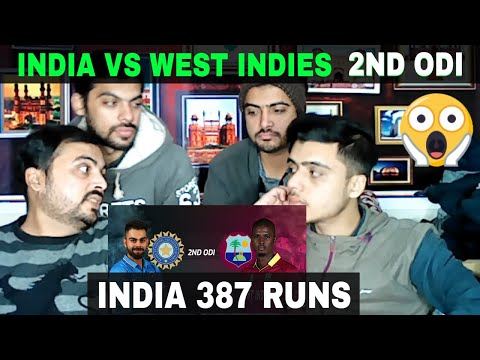 pakistani-reaction-on- -india-vs-west-indies-2nd-odi-full-match-review-2019