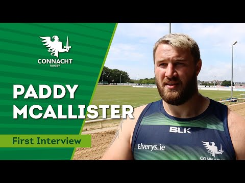 Paddy McAllister interview
