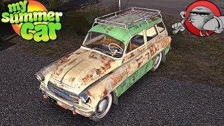 БОРЬБА С ОСАМИ - My Summer Car (S3E3)
