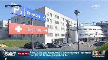 Coronavirus: forte hausse des cas de contamination en Meurthe-et-Moselle