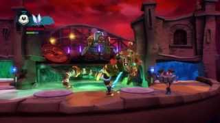Epic Mickey 2: The Power of Two Walkthrough - Boss Battle Mad Doctor - Part 20 HD