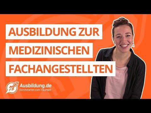 Ausbildung Zur Medizinischen Fachangestellten – Ausbildung.de