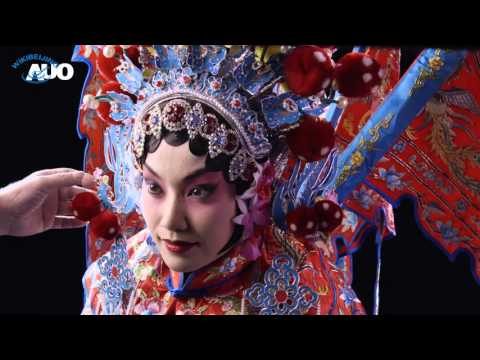 Beijing Travel Guide - Peking Opera - Mask