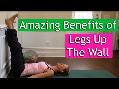 legs up the wall  youtube