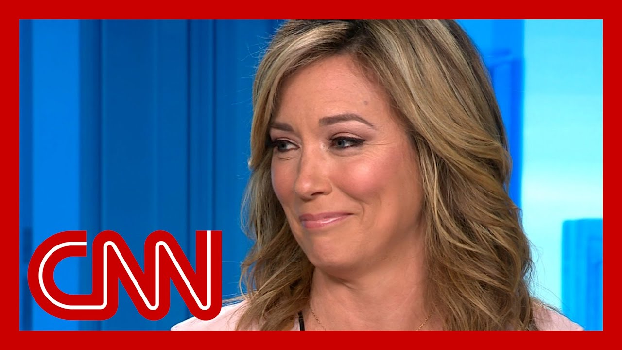 Watch Brooke Baldwin sign off on her last show for CNN
