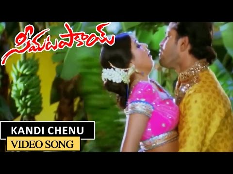 Kandi Chenu Video Song || Seema Tapakai Movie || Allari Naresh, Poorna