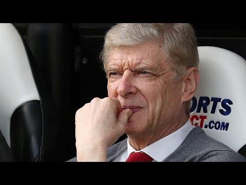 Arsenal anuncia saída de Arsène Wenger