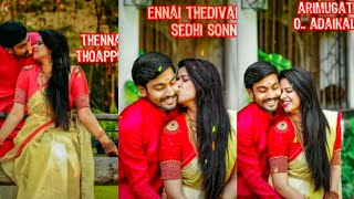 Mama un pera sonna marikolunthu vaasam❤Ful screen whatsapp status✨⭐🌟#Saranya editz💗