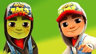 SUBWAY SURFERS GAMEPLAY HD 🎃 NEW ORLEANS - HALOWEEN 2018 ✔ JAKE+ZOMBIE JAKE+70 MYSTERY BOXES OPENING
