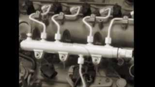 Common-Rail Diesel Engine