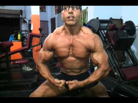 Mohmad wasim Mr. India - YouTube