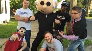 Bernie Pop:  NSYNC Pop Parody!