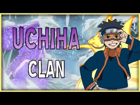 The Story Of The Uchiha Clan | Naruto Explained
