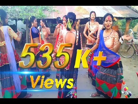 Dashain Special Tharu Dance || 2075 Free Style Part 2||