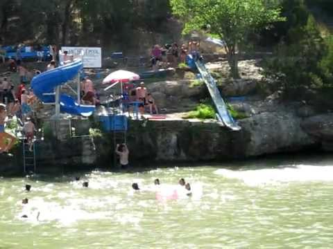 Turner Falls Blue Hole Pool Youtube