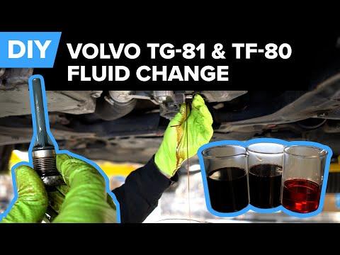 Volvo Automatic Transmission Service DIY (S60, S80, V60, V70, XC60, XC70, XC90 & More)
