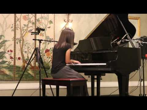 Asia's First Public Performance - Piano Recital
