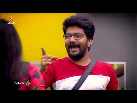 Neeya Naana in Bigg Boss Tamil Season 3 | Promo 1 - News Bugz