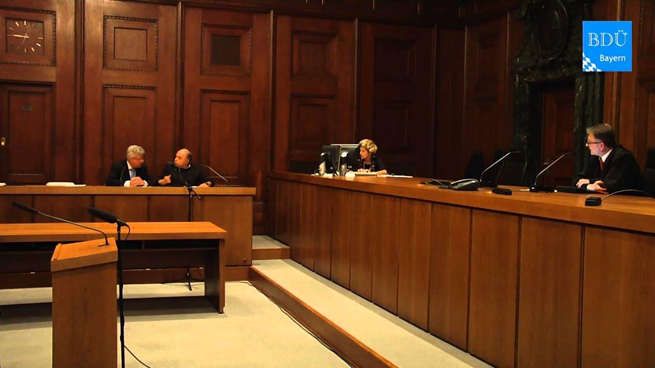 Gerichtsverhandlung Spiel