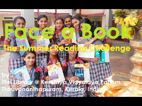 Face a Book Challenge: Project video