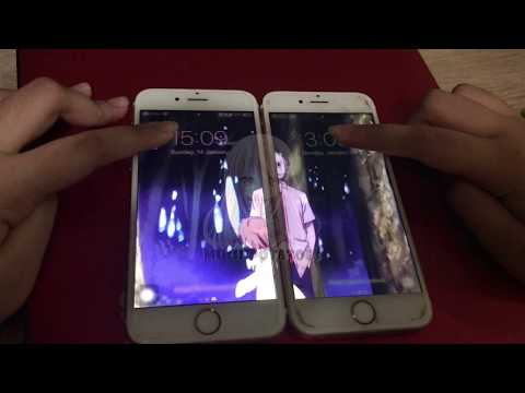 IOS/APPLE TUTORIAL Live Wallpaper Lockscreen x Hotarubi no Mori E
