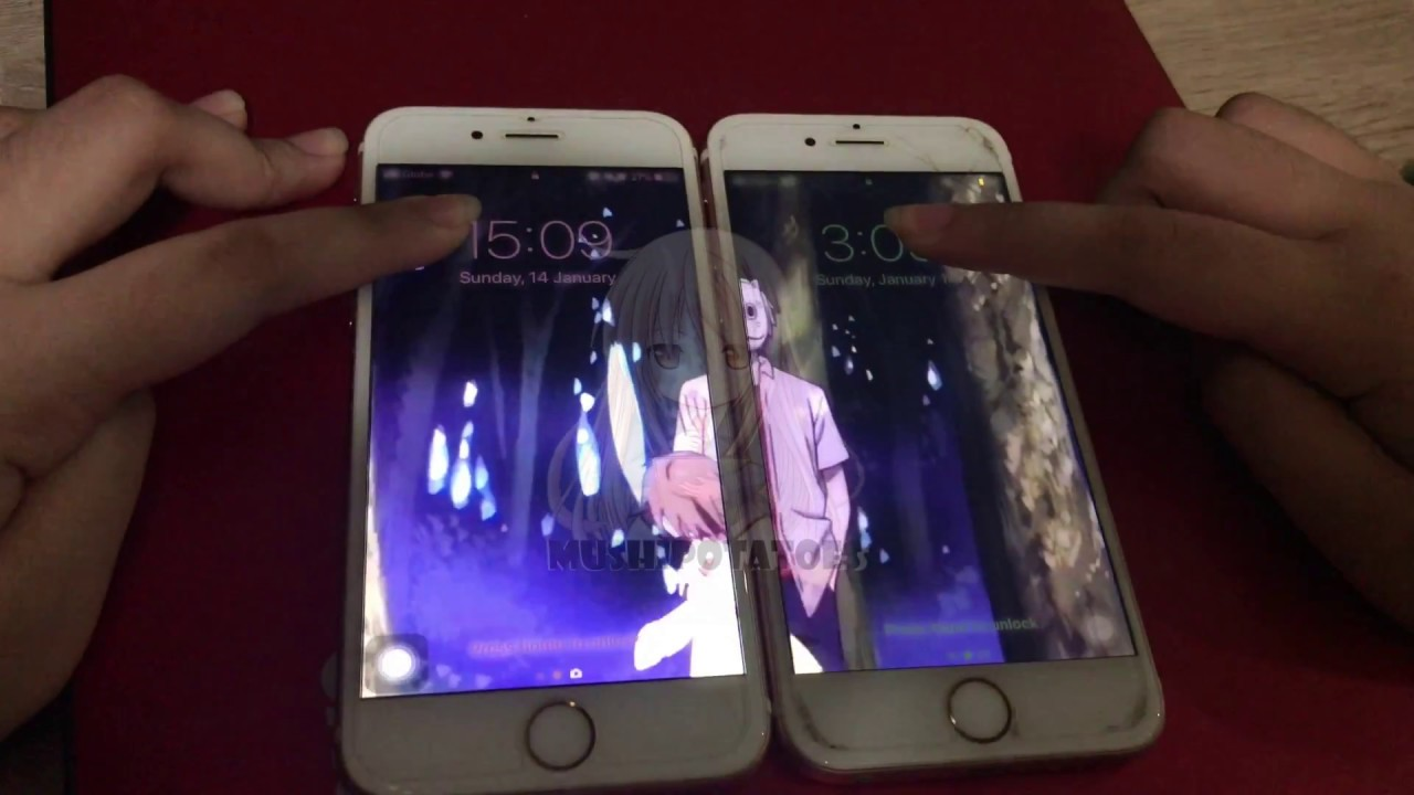 Couple Live Wallpaper Iphone X Ios Apple Tutorial Live Wallpaper Lockscreen X Hotarubi No
