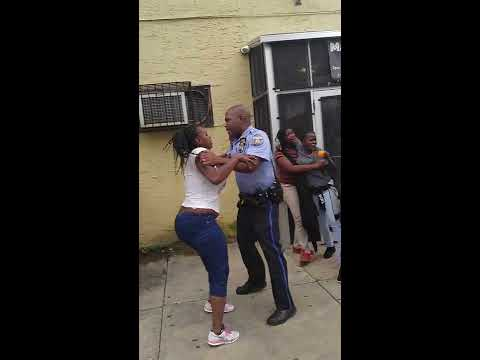 Fight in West philly