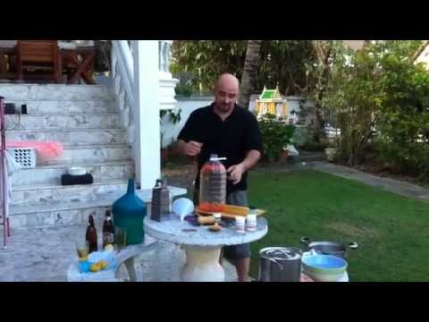 how to make non alcoholic ginger beer