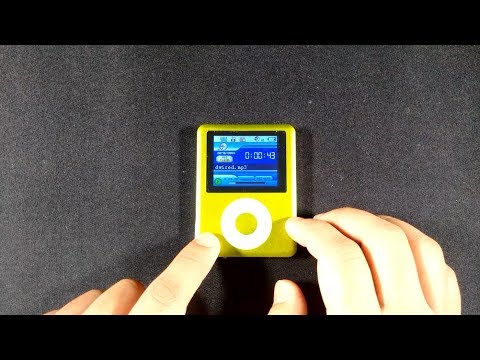 A cheap chinese MP3/MP4 player that doesn't work!!! DO NOT BUY!!