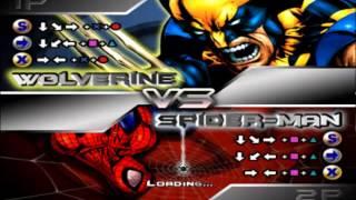 X-men Mutant Academy 2 Wolverine Arcade