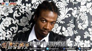 Gyptian - I Like To Party ▶Anniversary Riddim ▶Mr G Music ▶Reggae ▶Dancehall 2015