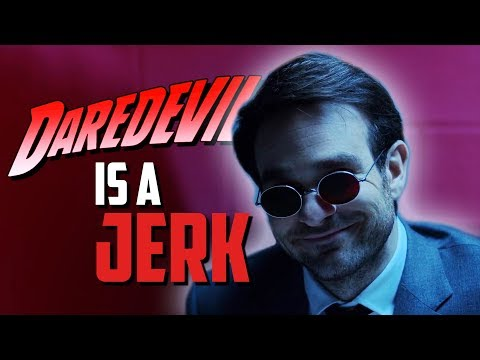 [YTP] Daredevil is a Jerk