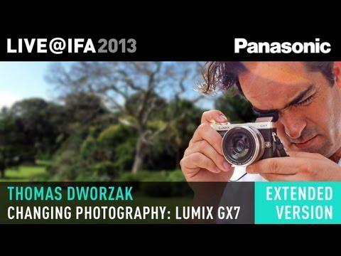Innovation Talks: Thomas Dworzak - Changing Photography: LUMIX GX7 (Extended version)
