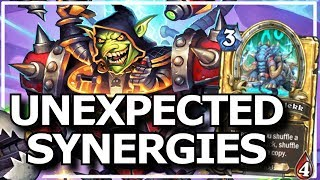 Hearthstone - Best of Unexpected Synergies