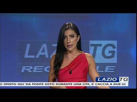 LAZIO TG DEL 30/07/2021 EDIZIONE DELLE 13.30