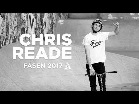 Chris Reade - FASEN 2017