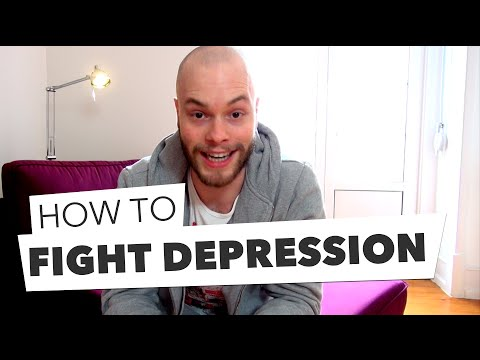 how-to-fight-depression,-fix-depression-and-overcome-low-self-esteem-without-medication-|-#012