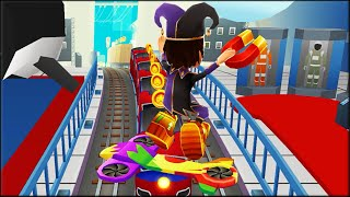 Mystery Monday with Jaro - Subway Surfers: Houston