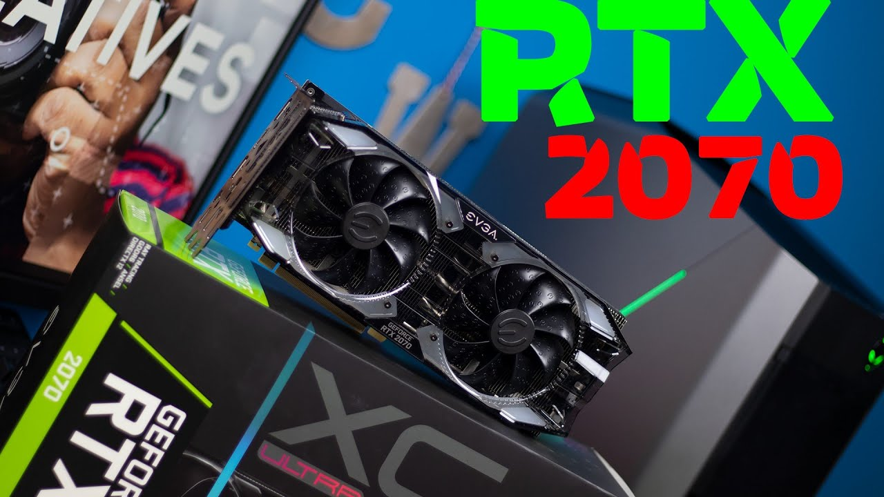 EVGA RTX 2070 XC Ultra Unboxing Installation (Alienware Aurora R7, i7 8700,  32gb DDR4)