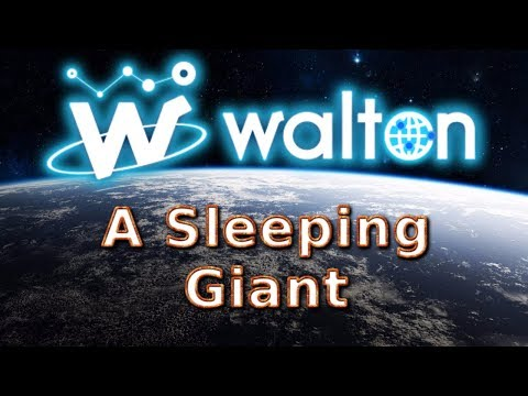 Waltonchain (WTC) the next crypto GIANT!
