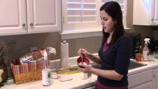 Housekeeping Instructions : How to Remove Stains From Formica