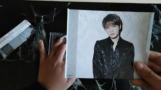 "Unboxing Kim Jaejoong 1º Single Japan ""Sigh/Your Love"""