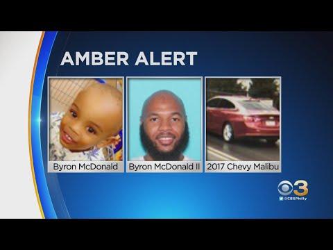 Amber Alert Issued For Missing Philadelphia 2-Year-Old Byron McDonald