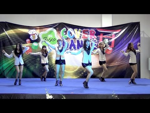 160313 Oceanid cover T-ara - Day By Day + No.9 @The Paseo K-POPS Cover Dance 2016 (Audition)