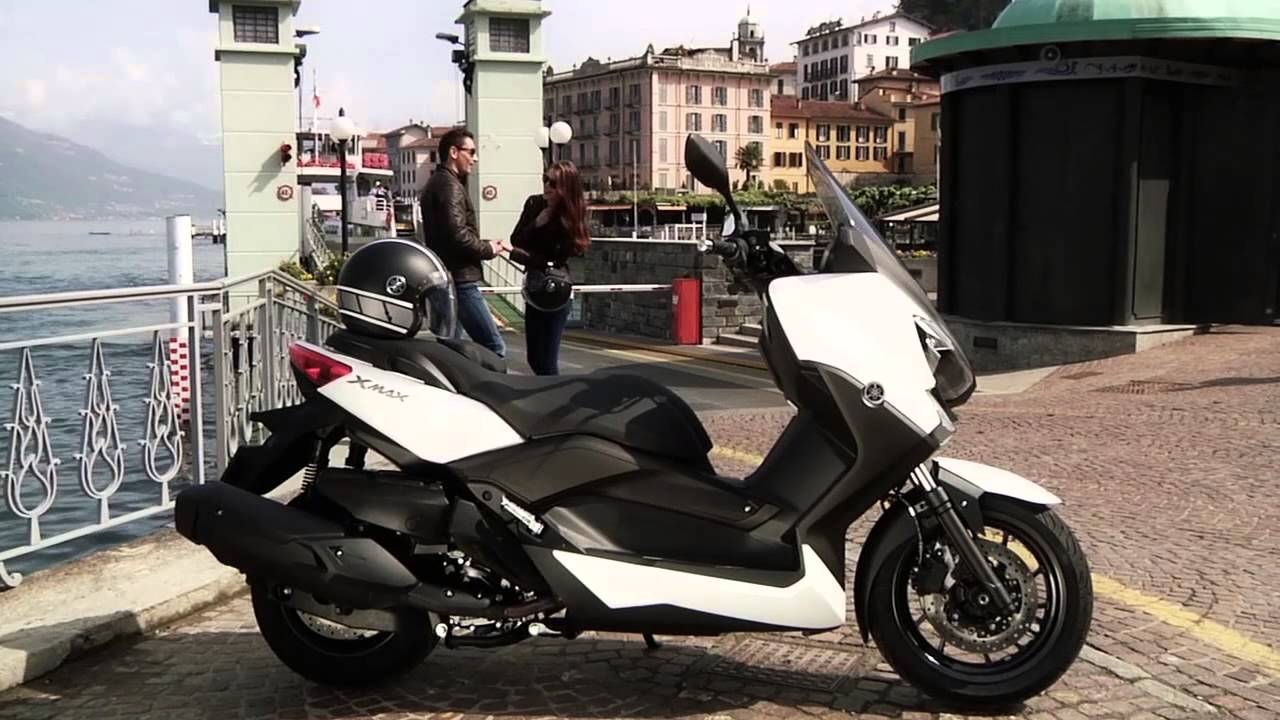 yamaha x max 400 bellagio youtube. Black Bedroom Furniture Sets. Home Design Ideas