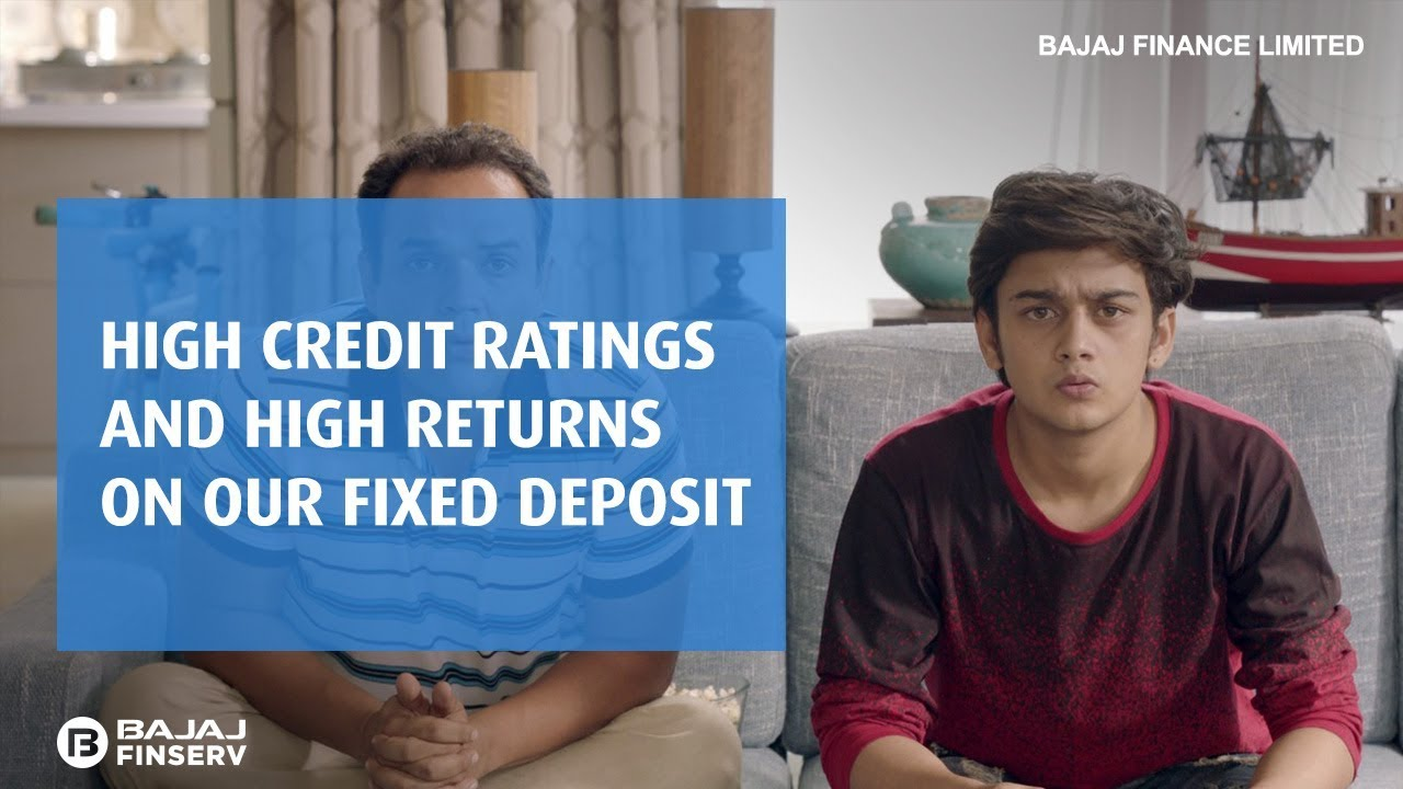 High Credit Ratings and High Returns on Bajaj Finance FD
