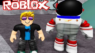 New Escape Space Obby in Roblox!