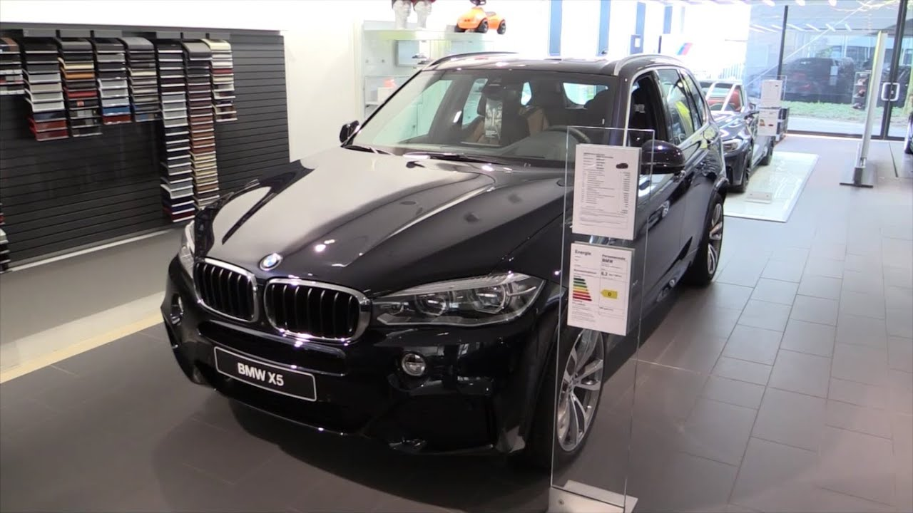 BMW X5 2016 In Depth Review Interior Exterior  YouTube
