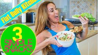Unprocessed, Gluten Free, Simple Snack Recipes  Natalie Jill