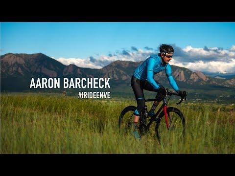 #IRIDEENVE   Aaron Barcheck Of Mosaic Cycles
